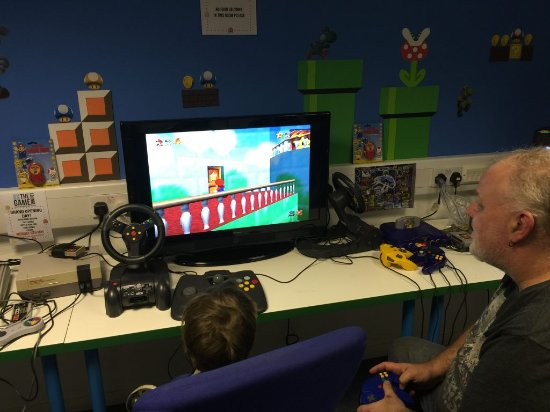 The Game Lounge, Retro Gaming Museum