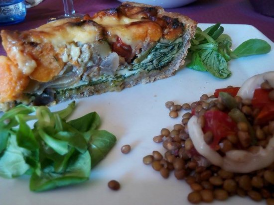 Restaurante Vegetariano: 2º Plato