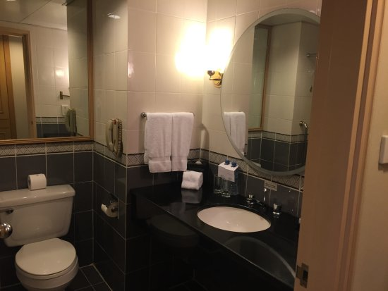 New World Saigon Hotel: decent sized bathroom