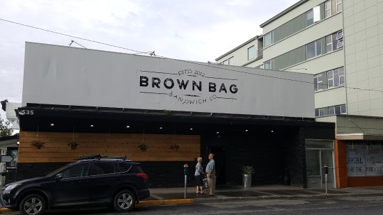 Brown Bag Sandwich Company Anchorage Restaurant Reviews Phone Number Photos Tripadvisor