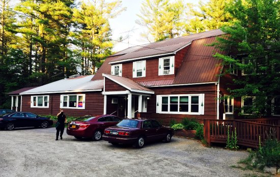 Speculator, estado de Nueva York: A very traditional Adirondack style lodge