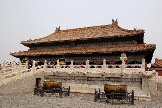 Palace of Heavenly Purity : 乾清宮外\觀