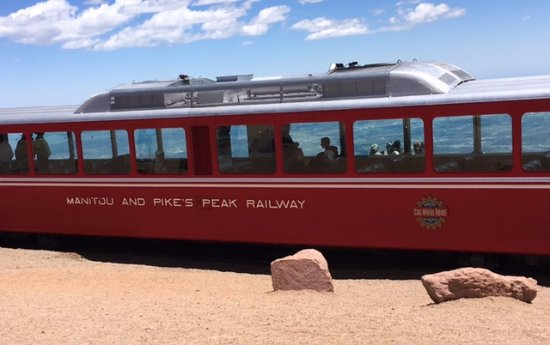 Manitou Springs, CO: Our Cog Train