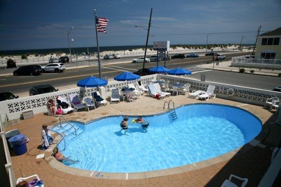 Seaside Park, Nueva Jersey: Pool