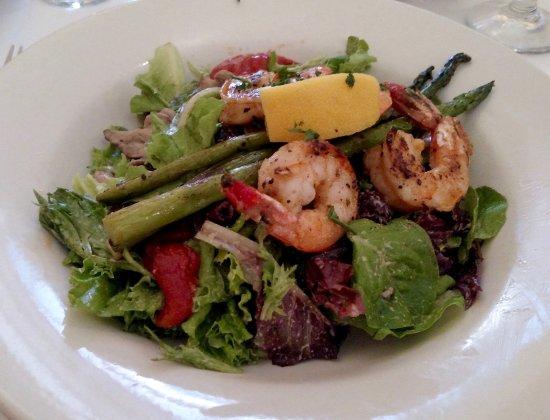 Carrboro, Северная Каролина: Provence Shrimp Salad