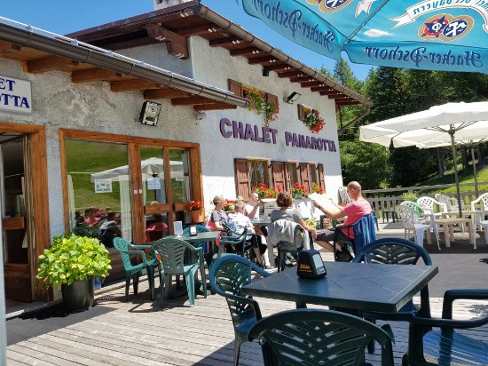 Chalet Panarotta: 20160716_131834_large.jpg