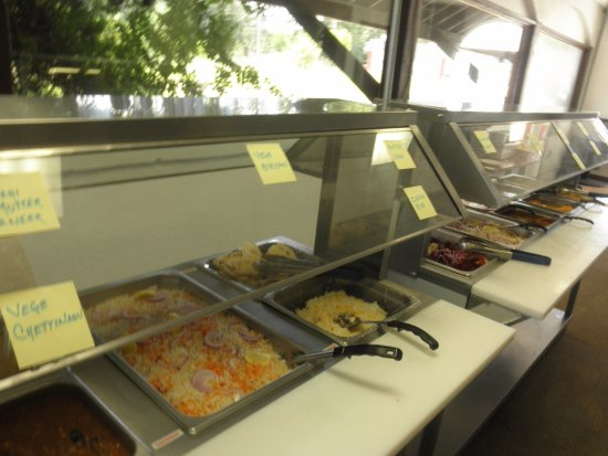 Persis Indian Grill: buffet