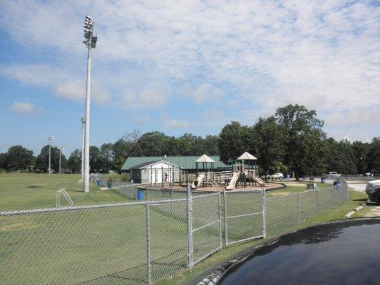 Ballentine Community Center: playground