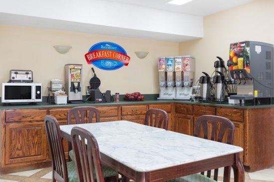 Anderson, Южная Каролина: Breakfast Corner