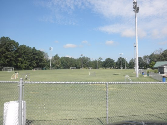 Ballentine Community Center: fields