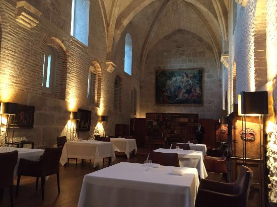 Sardón de Duero, España: Vista del restaurante