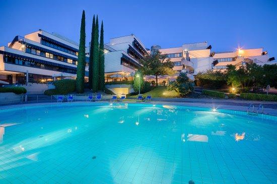 NH Roma Villa Carpegna : External Pool