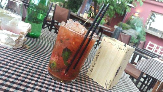 Regencos, Espagne : Pre dinner drinks