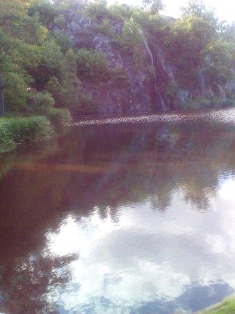 Ronneby, Sverige: Ronnby Bruun Parken, med skønne omgivelser