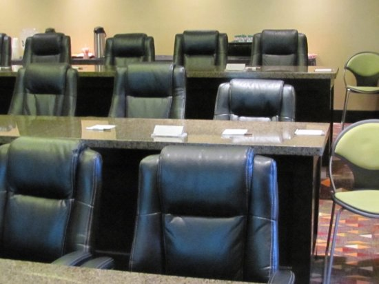 StayBridge Suites DFW Airport North: One of several types of meeting rooms available at this property