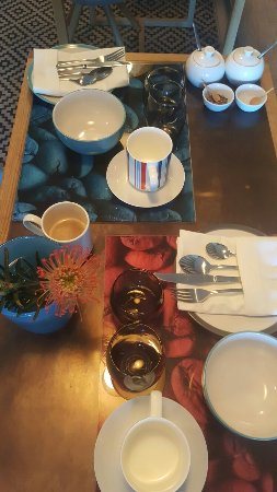 Gordon's Bay, Südafrika: Chocolate Box Guest house