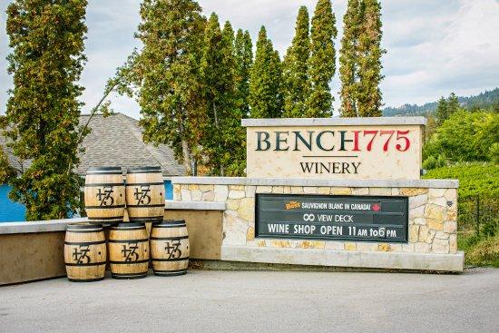 Penticton, Canadá: Bench 1775 Gate