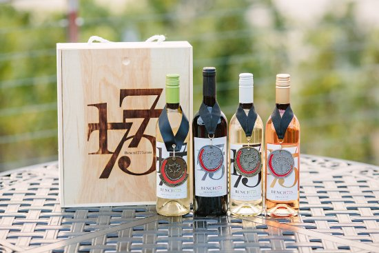 Penticton, Canada: Bench 1775 Wines