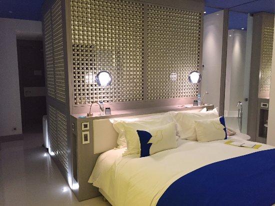 M'Diq, Marruecos: Chambre luxury