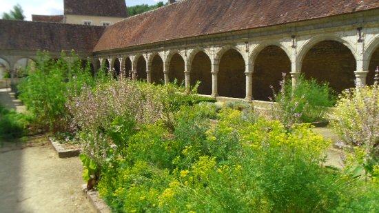 Jardin de Cloitre