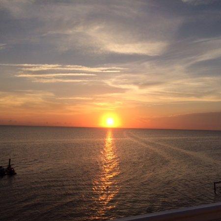 Rodanthe, นอร์ทแคโรไลนา: Spectacular sunset!