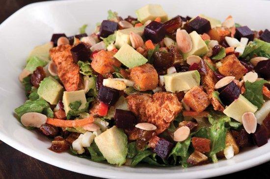 Moroccan-Spiced Chicken Salad - Picture of California Pizza Kitchen ...
