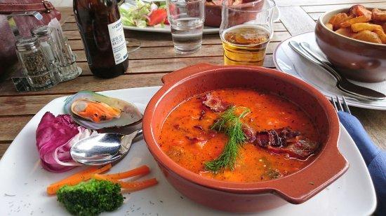 vegetarisk restaurang varberg