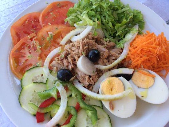 Pastelaria Veneza : Salade de thon