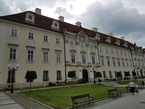 Schaffgotsch Palace in Cieplice