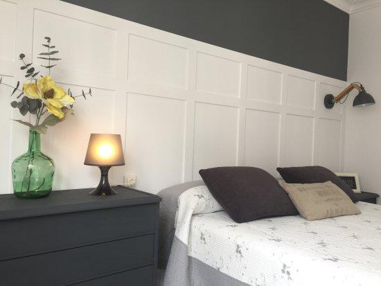 Pension Las Palomas: Habitación doble Eco 1 cama