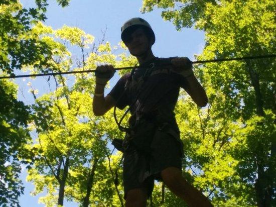 Treetop Trekking Huntsville: IMG_20160713_135841_large.jpg