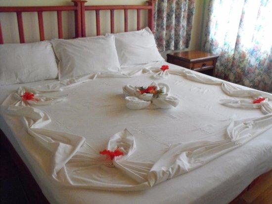 Palm Beach Hotel: Chambre vue montagne
