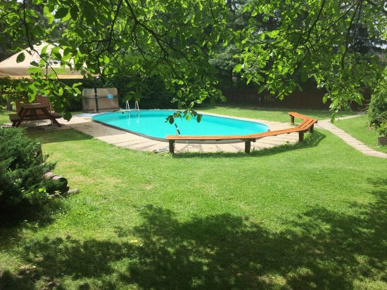 Novy Jicin, República Checa: Pension & Camping Cesky Raj