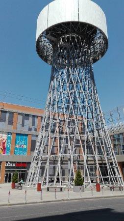 Shukhovskaya Tower