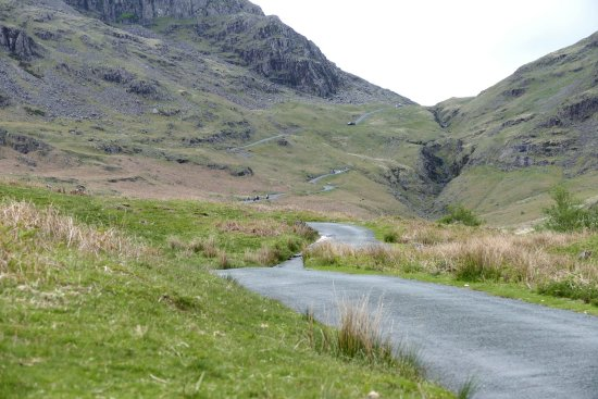 Eskdale, UK: the difficult is yet to come