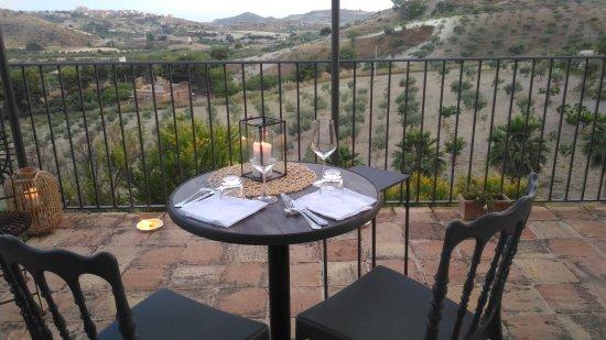terraza comedor - Picture of Masseria Agnello, Realmonte - TripAdvisor