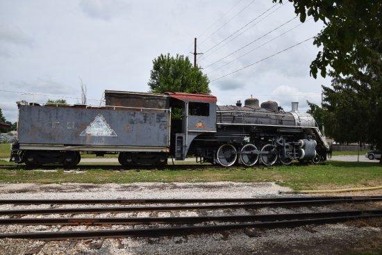 Boone, IA: Steam engine