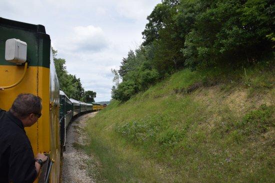 Boone, IA: Train