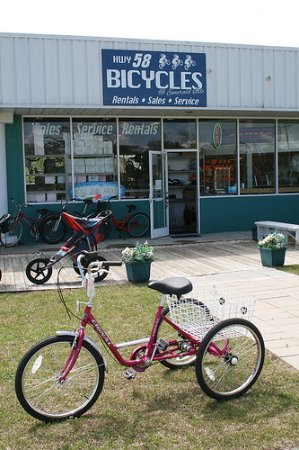 Emerald Isle, NC: Hwy 58 Bicycles