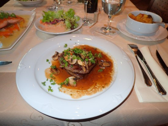 Rodder, Alemania: Rib-eye