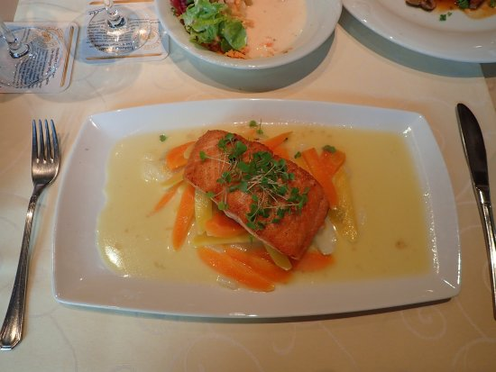 Rodder, Germany: Zalm