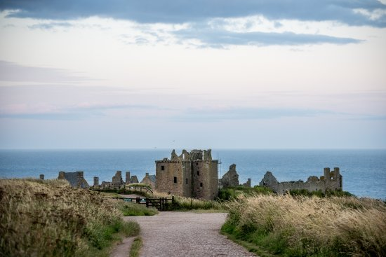 Stonehaven, UK: Castello