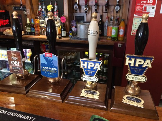 Bromsgrove, UK: The Hop Pole Inn