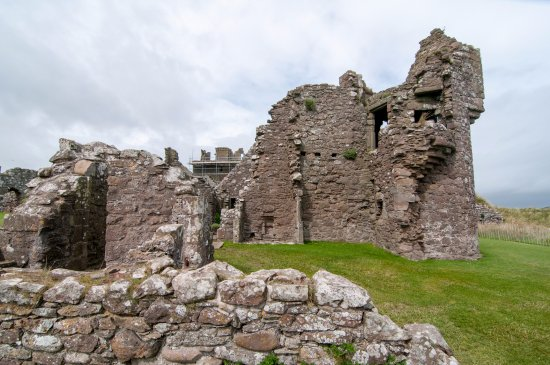 Stonehaven, UK: Castello