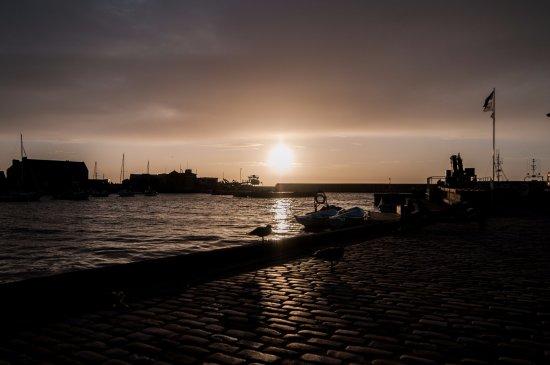 Stonehaven, UK: Mare