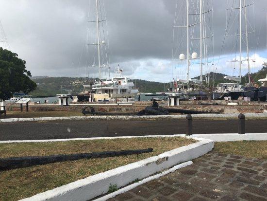 อิงลิชฮาร์เบอร์, แอนติกา: From the Dockyard, same boats