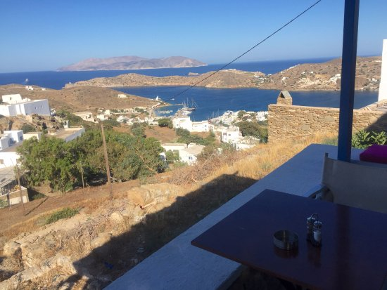 Francesco's: Breakfast view