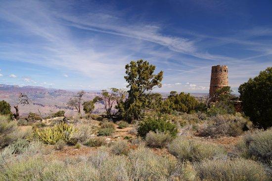 Arizona: Grand Canyon Desert View Watchtower