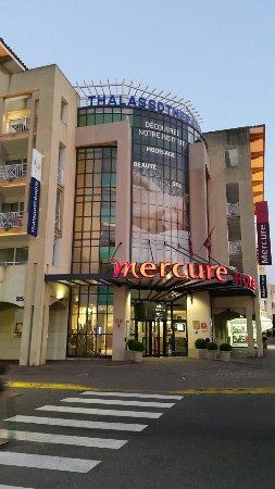Mercure Thalassa Port Frejus: 20160709_213439_large.jpg