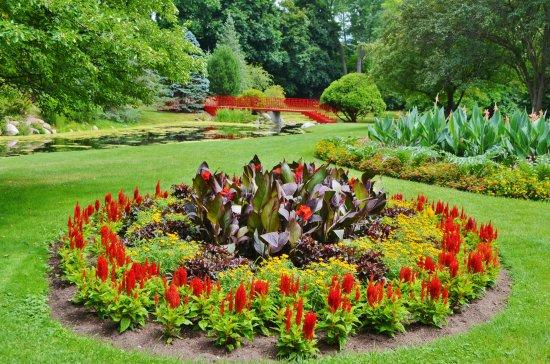 Midland, MI: Dow Gardens